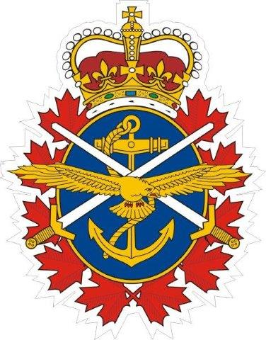 Canadian Armed Forces decals/stickers/bumper stickers/labels. Click for pricing & designs