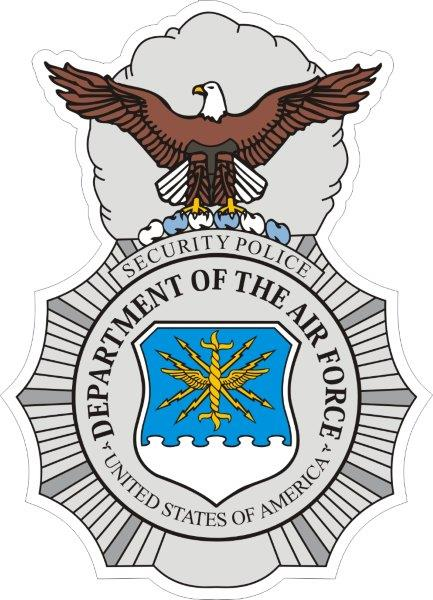 Us Air Force Special Operations Amp Security Police Decals