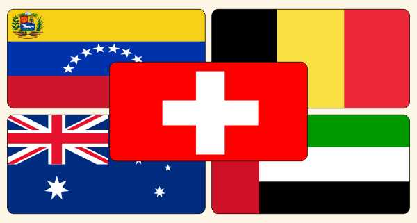 Countries of the World Flags Decals. Click for pricing & designs